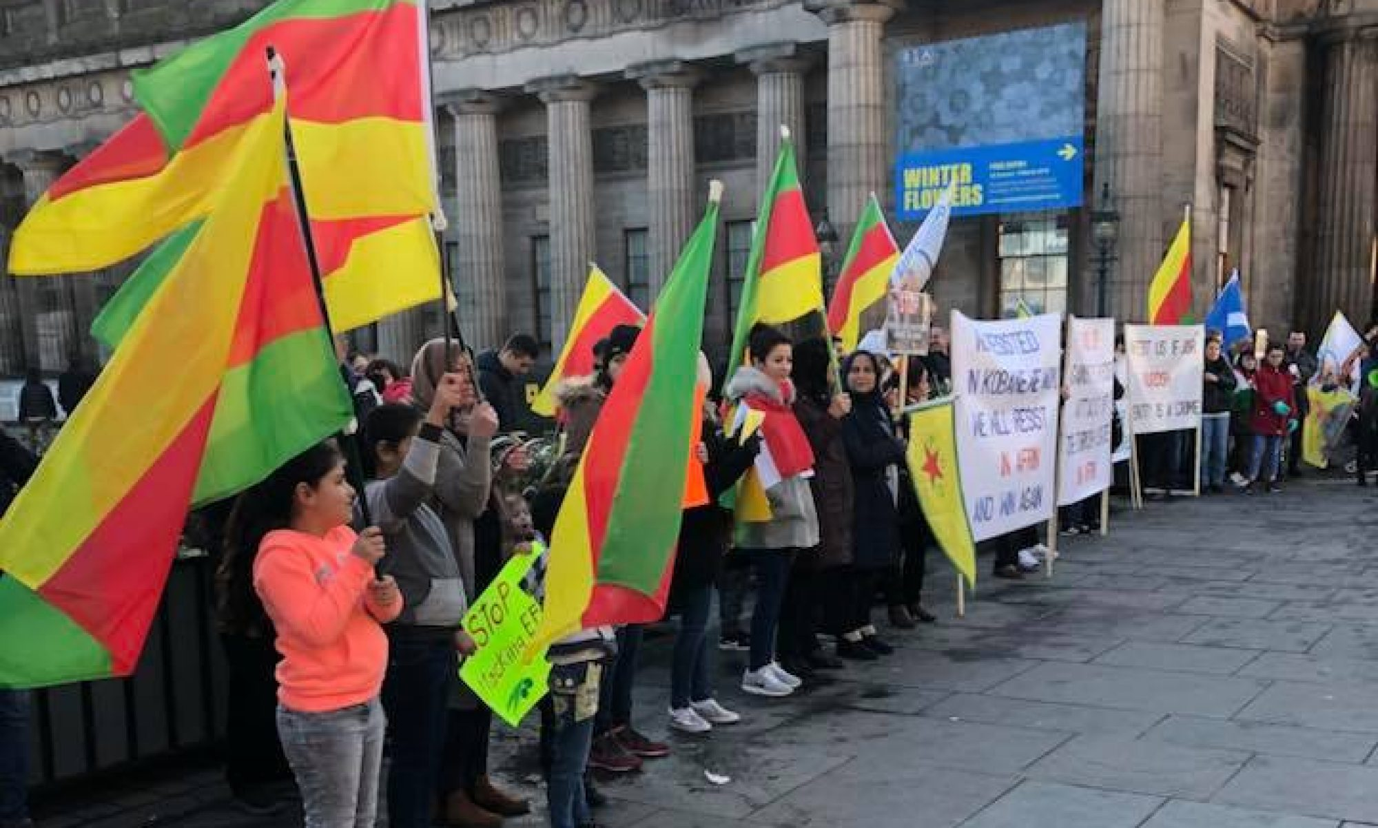 Scottish Solidarity with Kurdistan